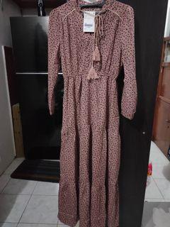 New Long Dress ADA Dusty