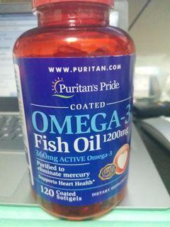 omega 3 魚油
