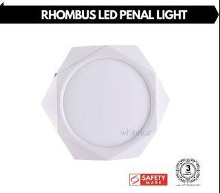 Rhombus LED Panel Light