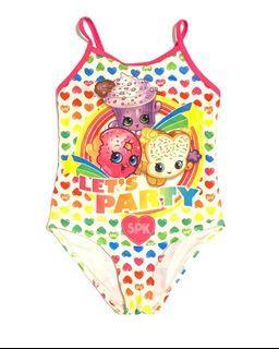 Shopkins One piece Swimwear