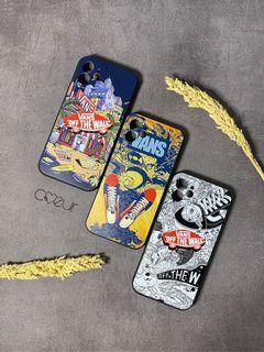Soft Case Motif Vans Shoes iPhone 12/ iPhone 12 Pro