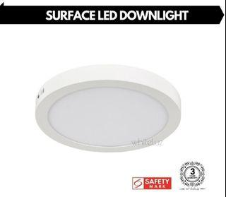 Surface LED Downlight Round