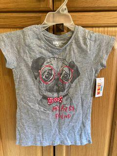 T shirt and jeans for girls