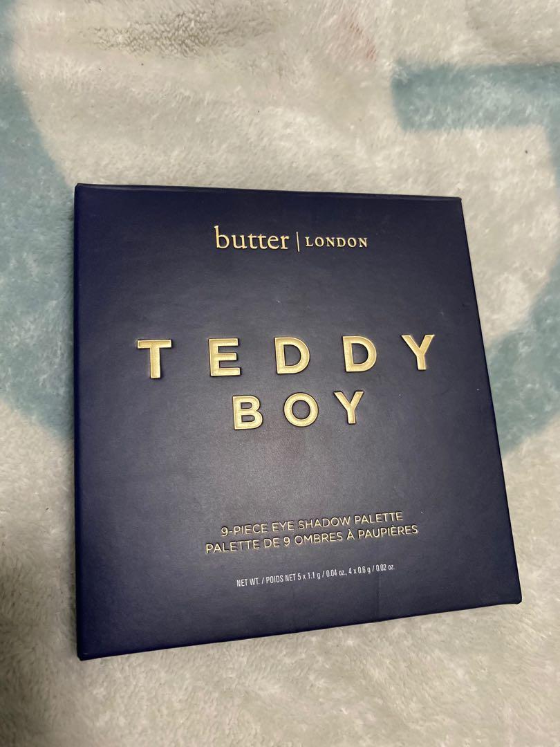 Teddy boy pallete