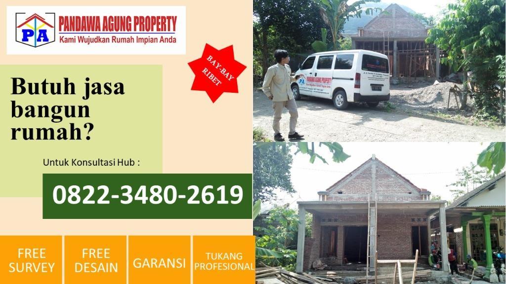 TERBAIK    0822-3480-2619   Kontraktor Interior Rumah di Blitar, PANDAWA AGUNG PROPERTY