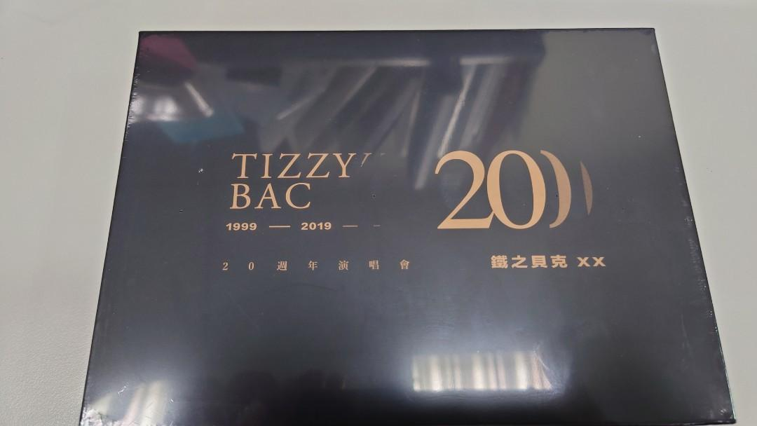 Tizzy Bac CD + DVD 一套賣