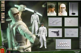 TWToys 1/12 White Ninja Storm Shadow