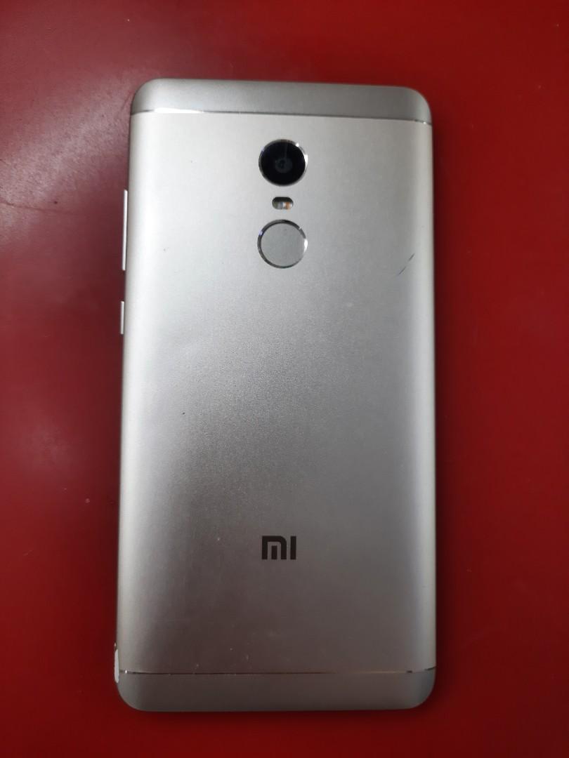 Xiaomi redminote 4x 4/64