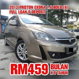2012 Proton Exora 1.6 Bold (Auto)