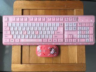 母親節特惠/無線鍵盤、滑鼠