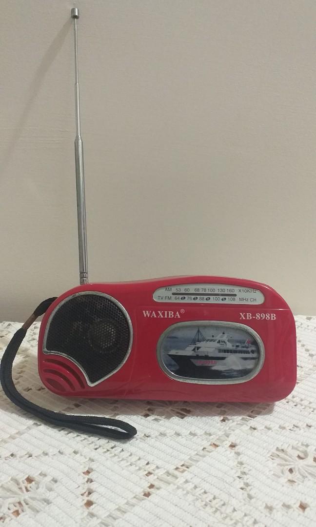 懷舊傳統收音機