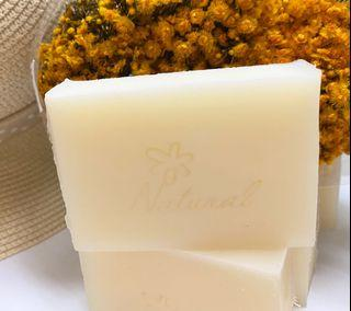 天然椰子油及蓖麻油保濕呵護雙手家事皂