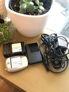 Casio Camera Batteries (CA40)