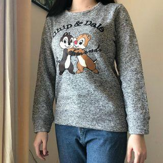 CREWNECK CHIP AND DALE