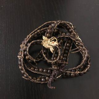 Dragon Bead Bracelet/Necklace