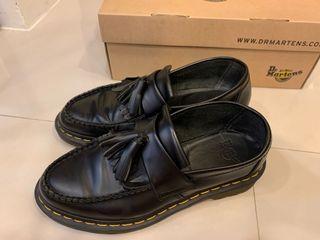 專櫃正品Dr.Martens馬丁流蘇樂福鞋39號