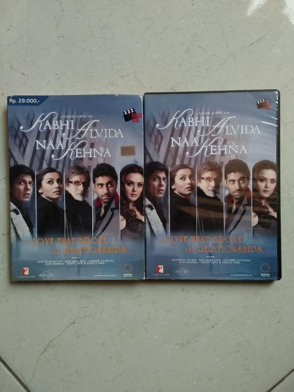 Film India Original - Kabhi Alvida Naa Kehna