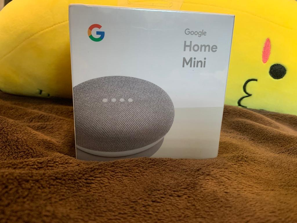 Google Home Mini Brand New In Box - BNIB X2 (and 1 open box)