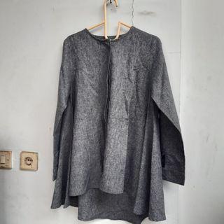 Grey Blouse Lightsclo HeavenLights