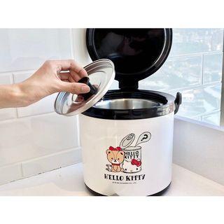 #防疫 優惠碼免運Hello Kitty悶燒鍋2公升