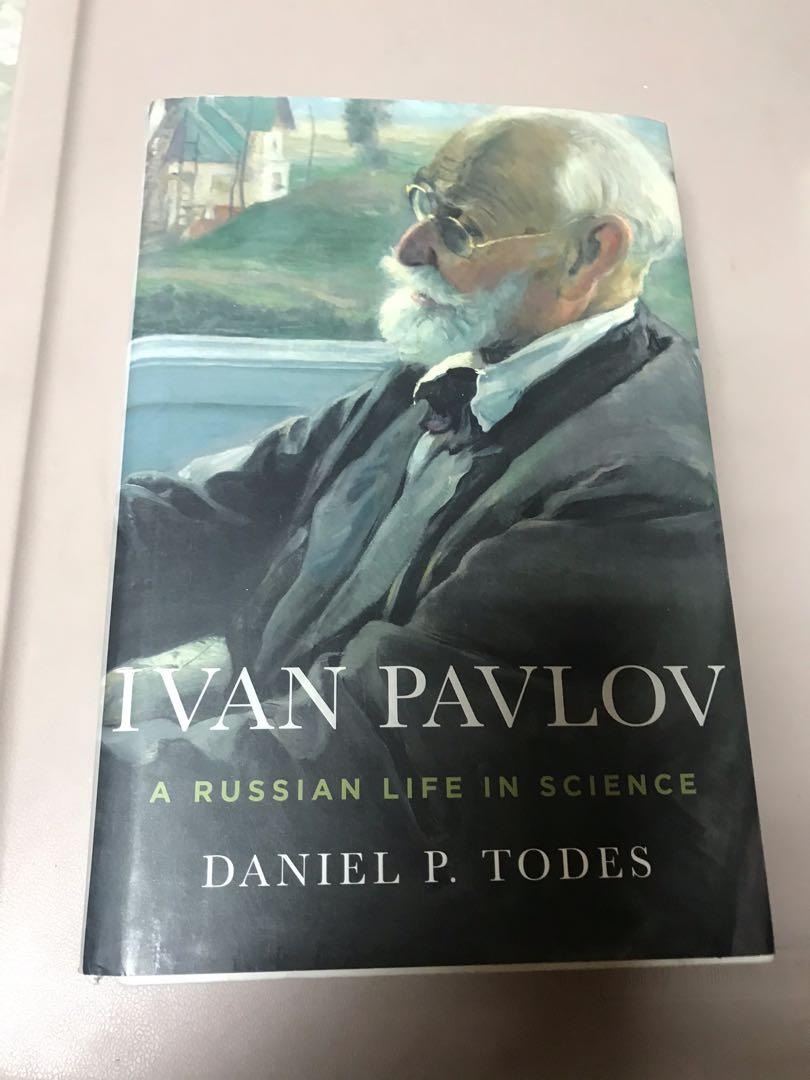全英英文原文書籍-Ivan Pavlov-A Russian life in science帕夫洛夫