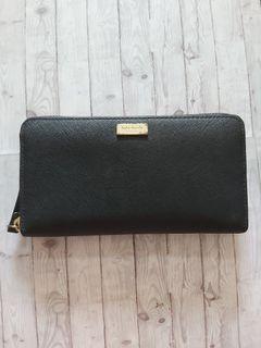 Kate Spade Wallet (Dompet KS Preloved)