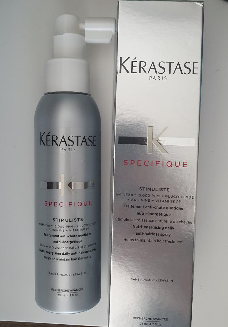 Kerastase specifique stimuliste- hairloss spray