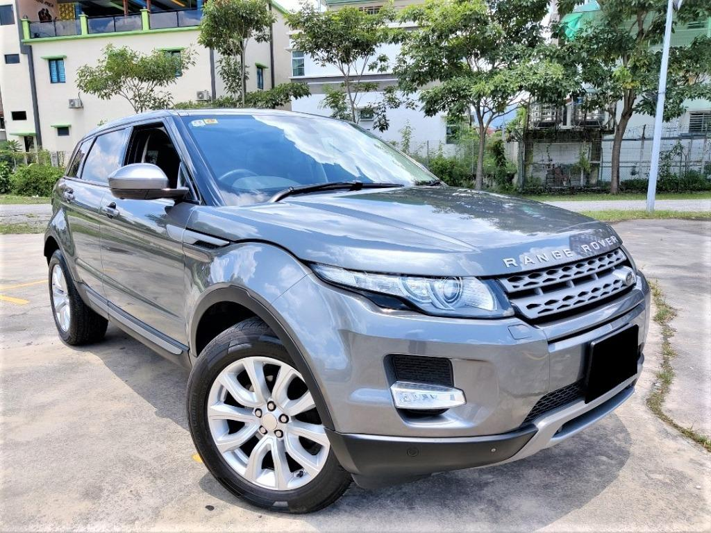 Land Rover Range Rover Evoque 2.0 Si4 Dynamic SUV [PANAROMIC ROOF][POWER BOOT][2 YEAR WARRANTY][SHOWROOM CONDITION]