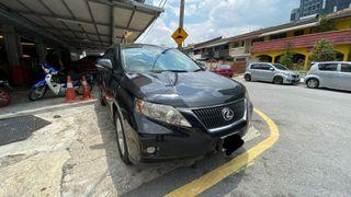 Lexus Rx270 for sell