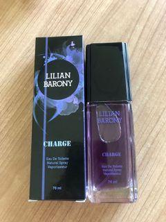Lilian Barony Parfum Pria EDT Beat 70 Ml