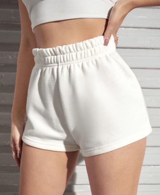 NEW Shein Elastic Waist Shorts XS