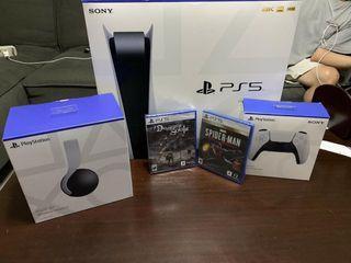 New Sony PlayStation 5 Digital Edition 1TB