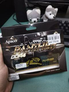 Panther DDR4 4GB 2666mhz ram (Black)