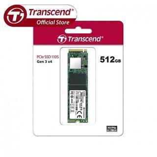 創見PCIe SSD 110S  512G