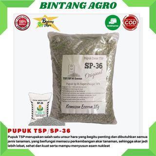 Pupuk Sp-36 /Super - Phospat 36% - Berat 1kg