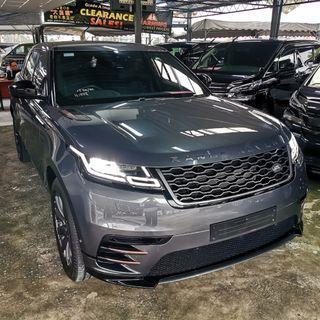 Range Rover VELAR SE R-Dynamic 2.0(A) petrol Recond Unregistered
