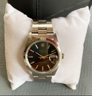 Rolex Oyster Perpetual (15000) ( 💯 % Authentic)