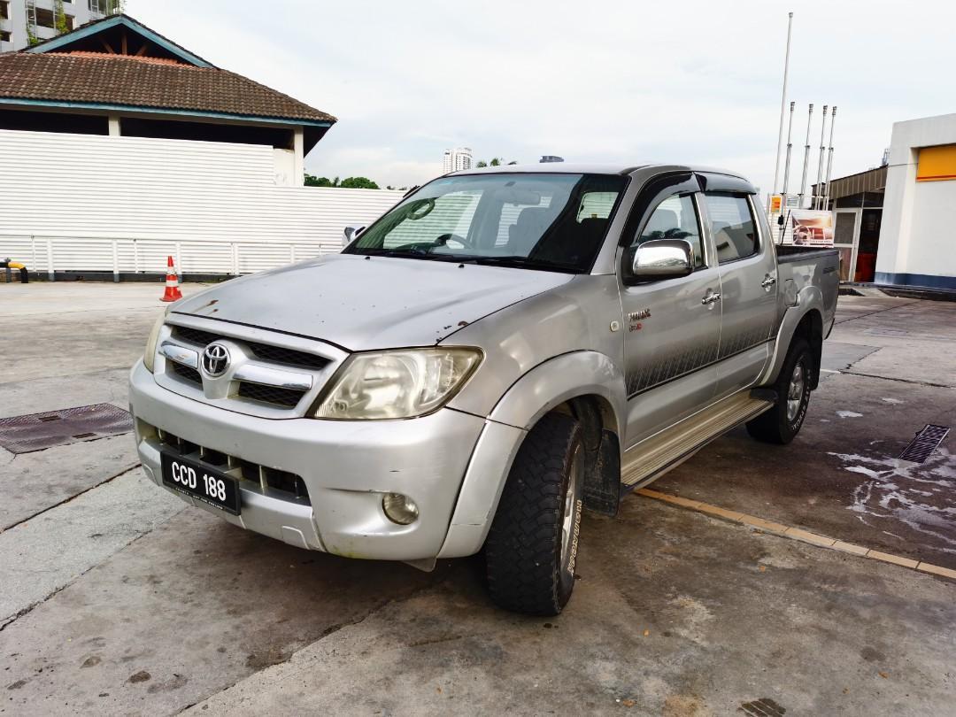 Toyota Hilux 2.5G Auto