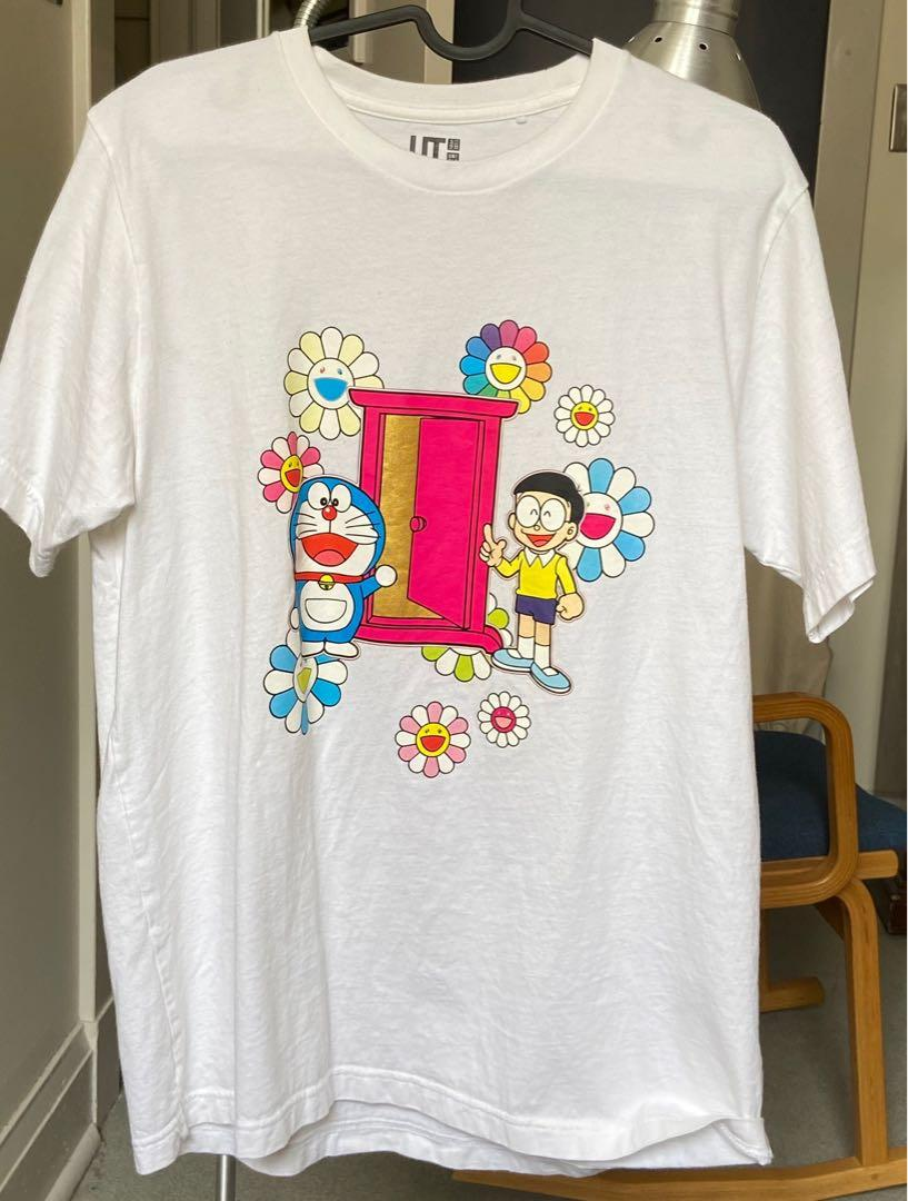 UNIQLO X TAKASHI MURAKAMI DOREAMON TEE