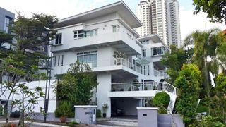 [WTS] 4 Storey Modern Bungalow House The Residence Mont
