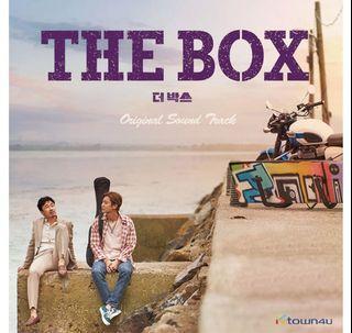 WTS THE BOX OST ALBUM