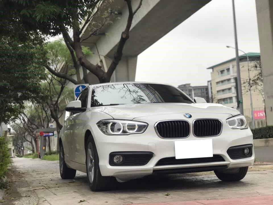 2013 BMW 118i 1.6T Sport Line (F20)
