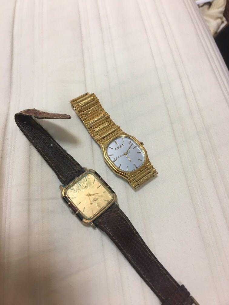 要修的老錶