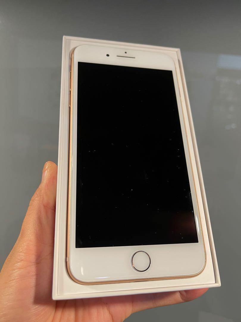 ★二手良品自售★ iPhone 8 Plus 64G 金色