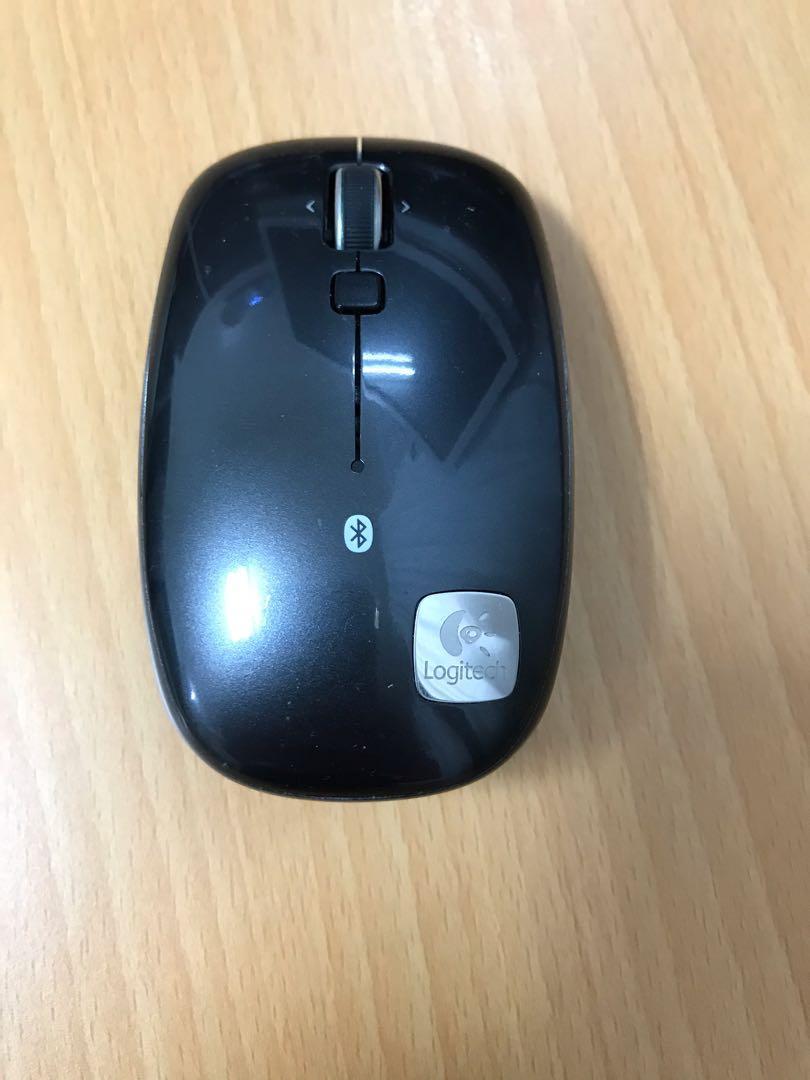 羅技 M55b 藍芽滑鼠