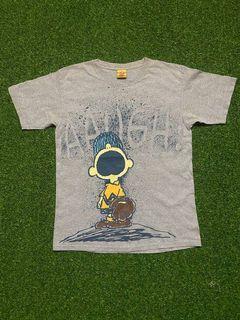 AAUGH! X Peanuts T-shirt