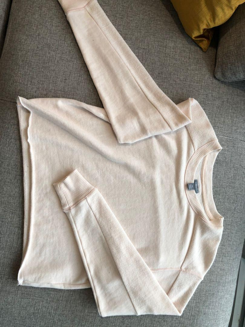 Aerie Cropped sweater