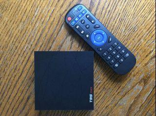 Android tv box gadget for streaming