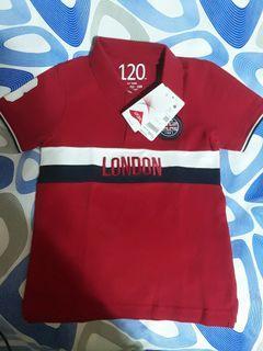 Authentic Giordano junior polo shirt