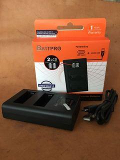 BPDC15 BLE9E BLG10 USB雙位充電器合Panasonic LX100I,DC-G100, G110 ,Leica C-Lux, Leica D-Lux (Typ 109), D-Lux 7相機請看內容